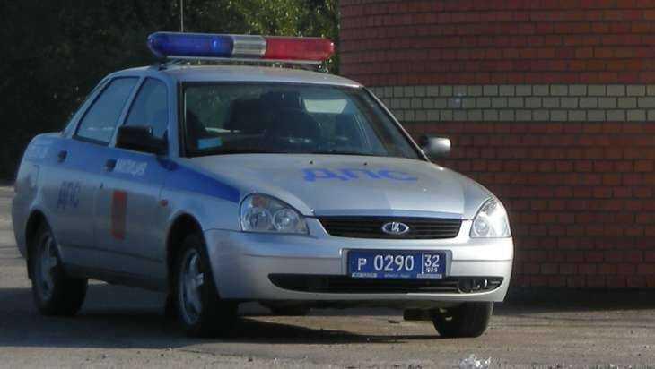 Брянская полиция начала поиски водителя, сбившего пенсионерку
