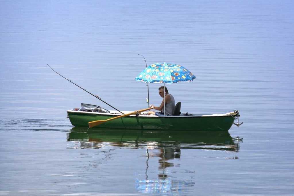 В Брянске рыбаки подняли со дна Десны тело женщины