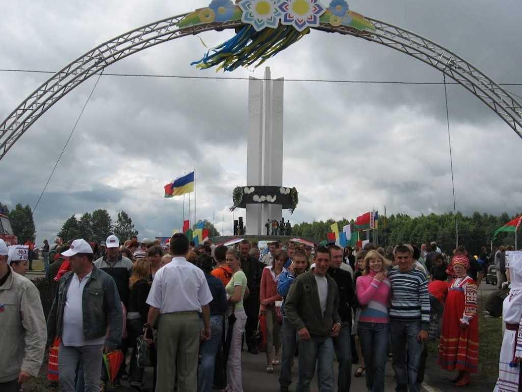 Украина проигнорировала «Славянское единство»