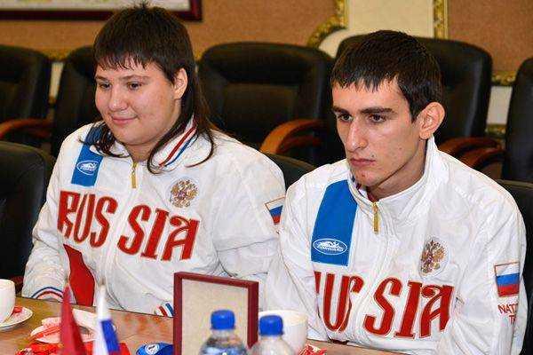 Брянская спортсменка Светлана Кривенок стала чемпионкой Европы