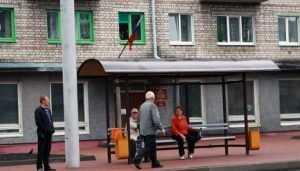 В Брянске перенесут остановку на улице Никитина