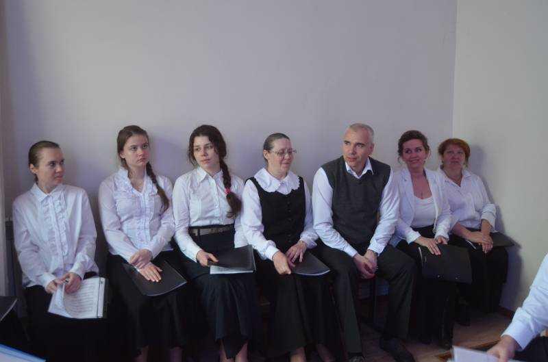 Выпускники Брянского духовного училища защитили дипломы