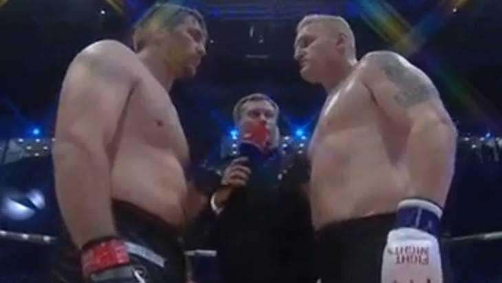 Специалисты включили брянца Виталия Минакова в число лучших бойцов