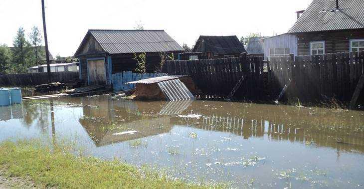 Потоп в брянском городе Почепе вызвал панику