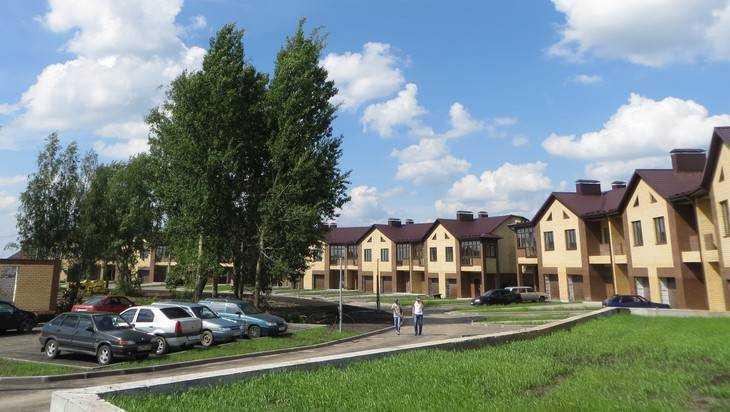 В Брянске откроют коттеджный посёлок «Андреевский парк»