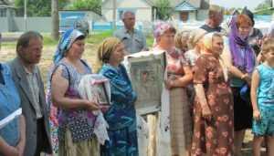 В посёлке Нетьинка возведут храм в честь князя Олега Брянского