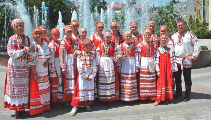 Брянская «Зарянка» покорила фестиваль «Играй, гармонь!»