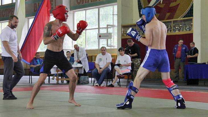 В Брянске открылся всероссийский турнир единоборцев