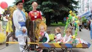В Стародубе пройдет свой парад колясок