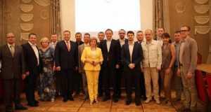 Брянец вошел в совет российского союза отцов