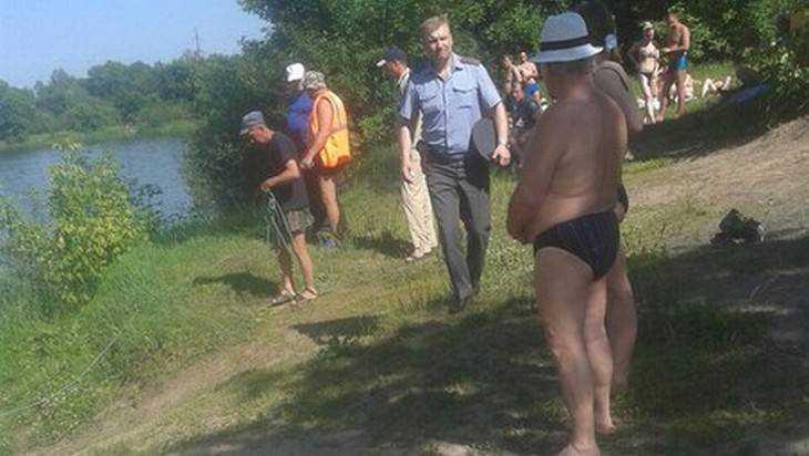 В Брянске на Мутном утонул молодой мужчина