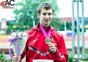 Брянский бегун стал двукратным чемпионом России