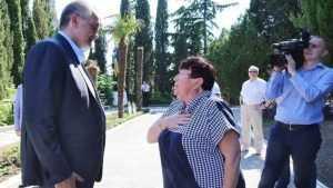 Виллы украинских чиновников в Крыму оказались крепким орешком