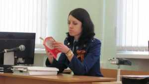Скандал в брянском суде по делу Сиваковой: прокурор заявила отвод судье