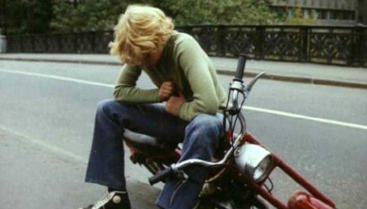 Брянские подростки покалечились, упав с мотоцикла