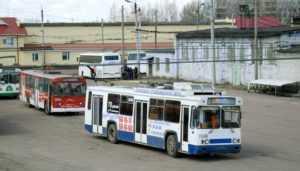 В Брянске закрытое троллейбусное депо отдадут под парковку
