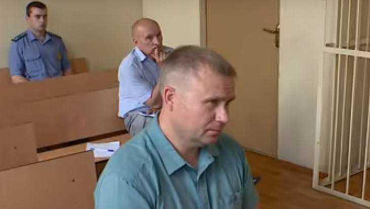 Посадивший Денина судья взялся за бывшего брянского чиновника Полещенко