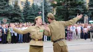 Брянск вернулся в партизанскую историю