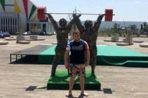 Брянский тяжелоатлет стал бронзовым призером первенства мира