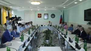 Изборский клуб провел заседание в Адыгее