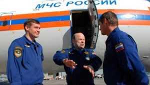 В Подмосковье простились с погибшим брянским лётчиком и его экипажем