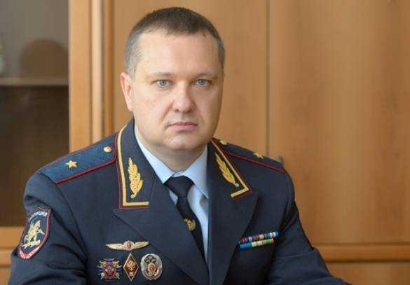 Брянец возглавил московское управление наркоконтроля