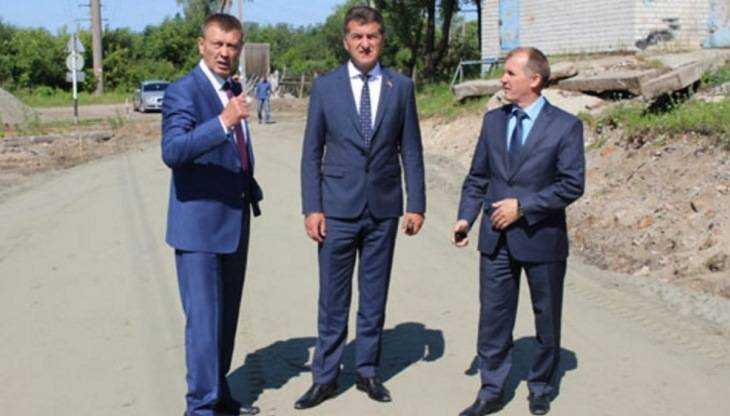 В Брянске появится дорога-дублёр Московского проспекта