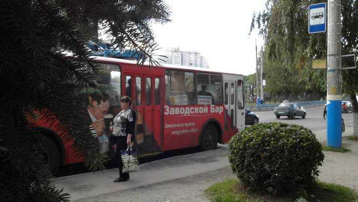 Брянск распрощается с троллейбусным депо
