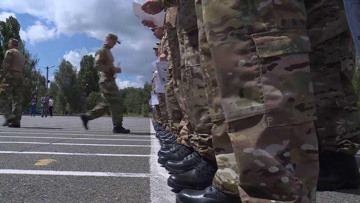 Американцы посмотрели на брянскую границу со стороны Украины
