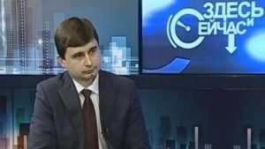 Андрей Тимошин стал главой брянского департамента природных ресурсов