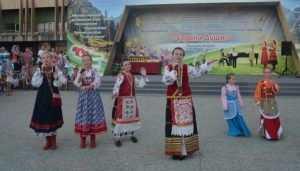 Брянское «Лукошко» собрало награды фестиваля в Гаграх