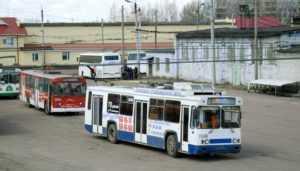 Брянское троллейбусное управление решило вернуть себе депо