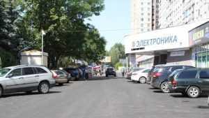 Улицу Красноармейскую в Брянске обновят к 19 августа