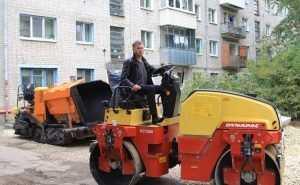 В Брянске отремонтируют полсотни дворов