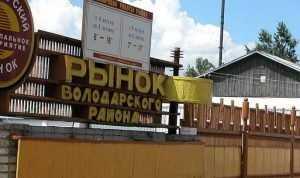 Власти Брянска повторно попробуют отдать Володарский рынок частнику