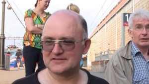 Активист Болотной площади Сергей Кривов вышел из брянской колонии