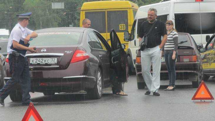 В Брянске за сутки наказали 15 маршрутчиков