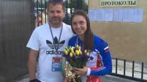 Брянская велогонщица вернулась с медалью, но Олимпиаду пропустит