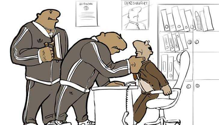 Вымогателя денег у брянских торговцев посадили на пять лет