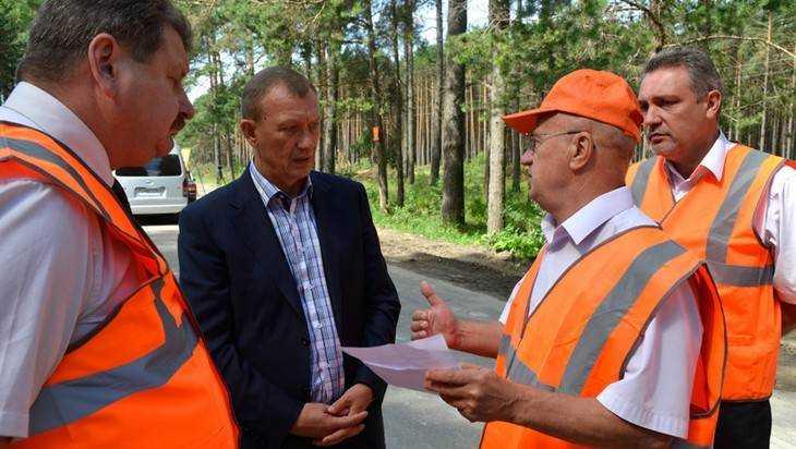 Кузавлев, Таланов, Полещенко: тайны строительства брянских дорог