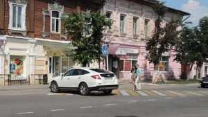 В Новозыбкове начали сражаться с дамами-автохамами