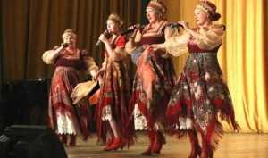 Брянские ансамбли стали первыми «Черноморскими легендами»