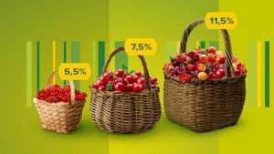 Вкладчики Брянской области все больше доверяют Россельхозбанку