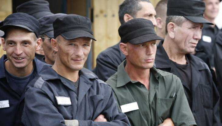 В брянской колонии заключённый лишился пальца