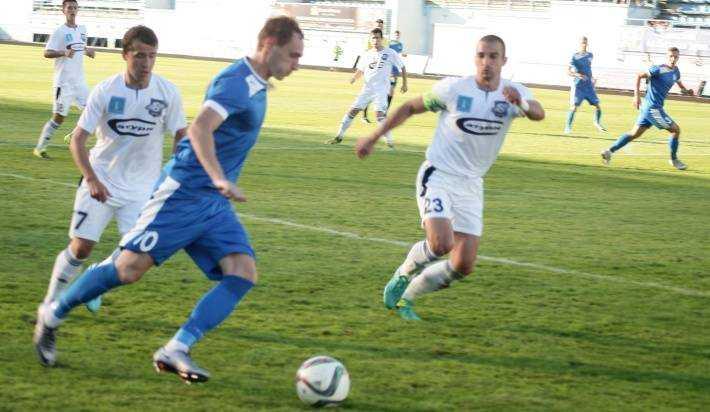 Брянское «Динамо» не забило на своем поле