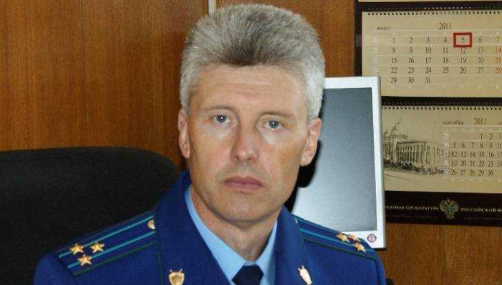 Первым заместителем брянского прокурора назначен Игорь Таратонов