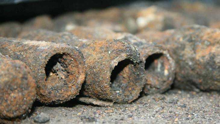 Возле брянской деревни нашли семь снарядов