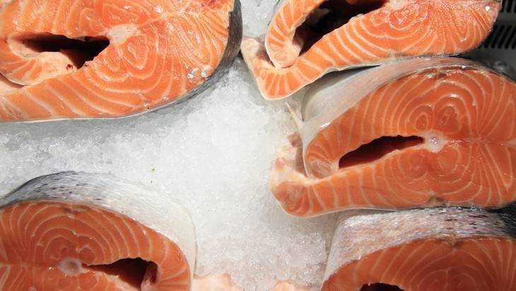 Брянцы вернули в Норвегию 18 тонн лосося и форели