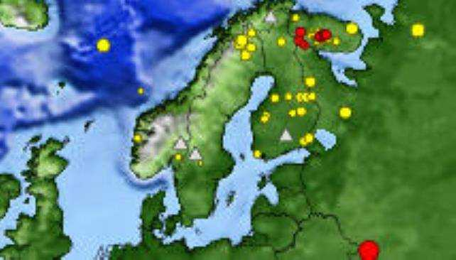 Норвежцы напугали брянцев информацией о возможном землетрясении