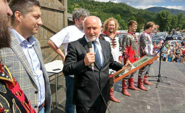 Брянский коллектив «Бабкины внуки» дал концерт в Словакии